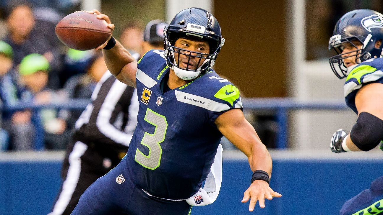 Baseball Background Helps Seahawks Russell Wilson Make