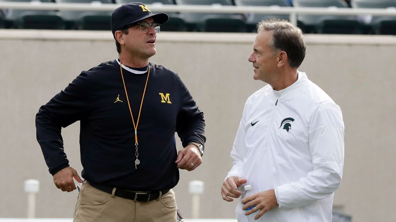 Close games, not big games, separate coaches in Michigan