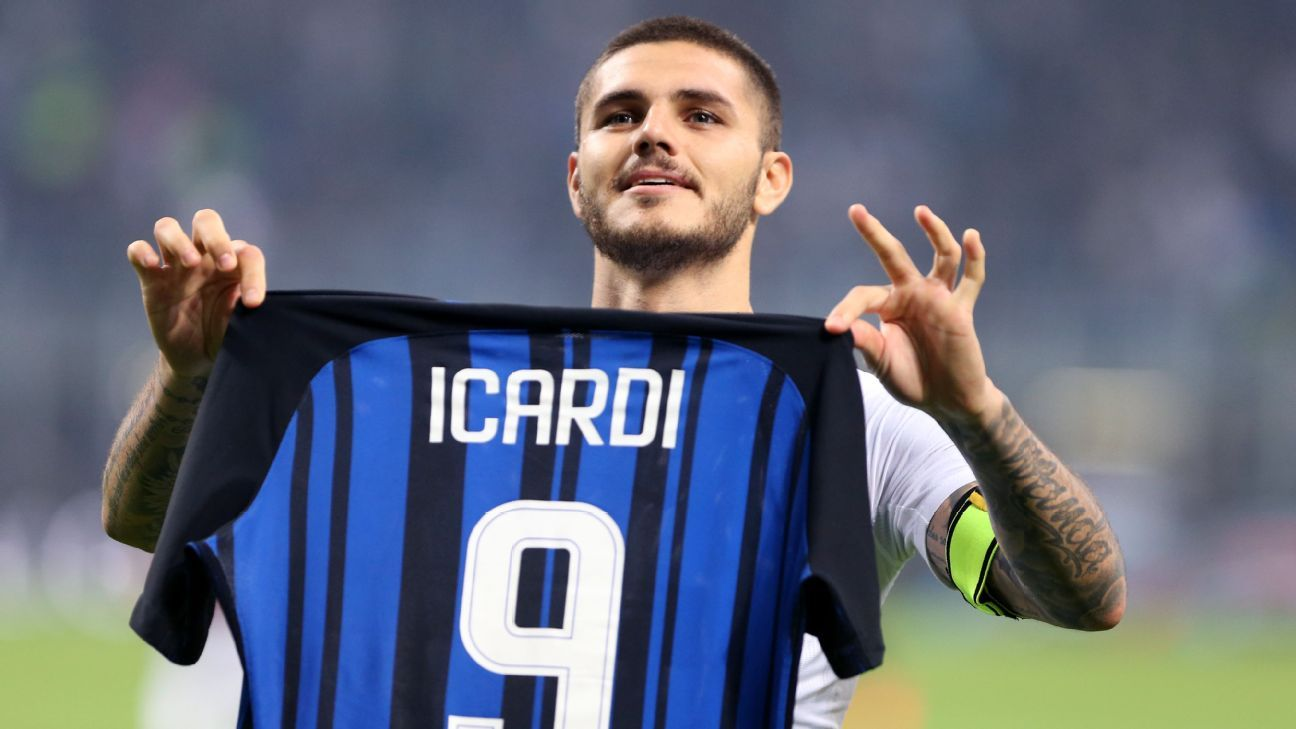Slowly but surely Mauro Icardi starting to global recognition