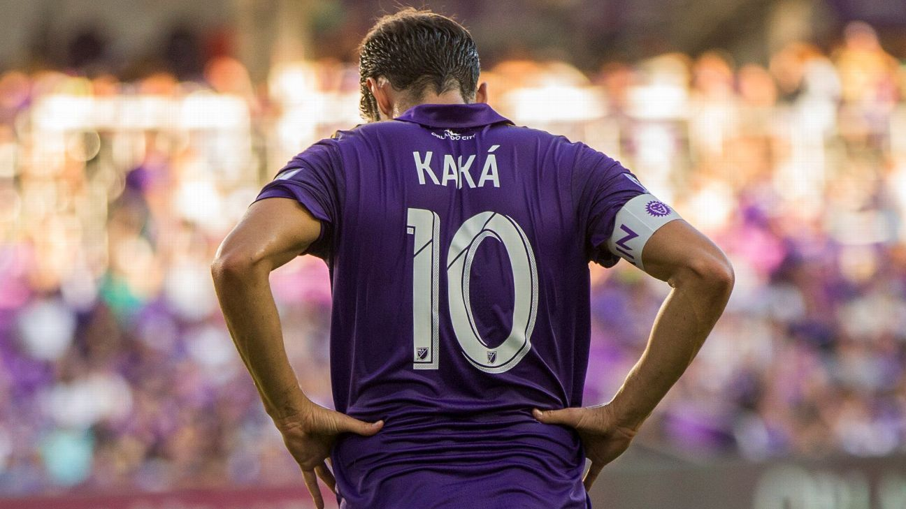 Kaka bids farewell to Orlando City I will always be a Lion forever