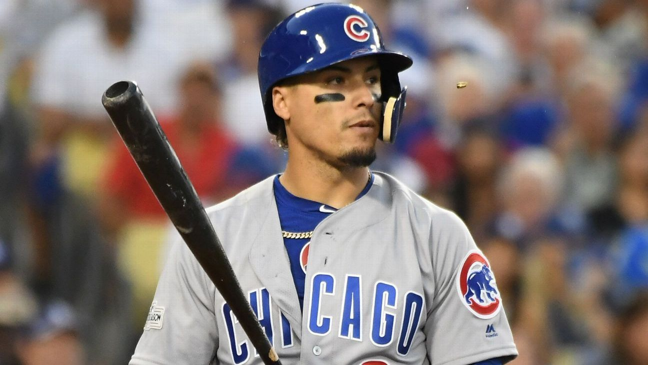 The Cubs could really use 2016 Javier Baez right about now