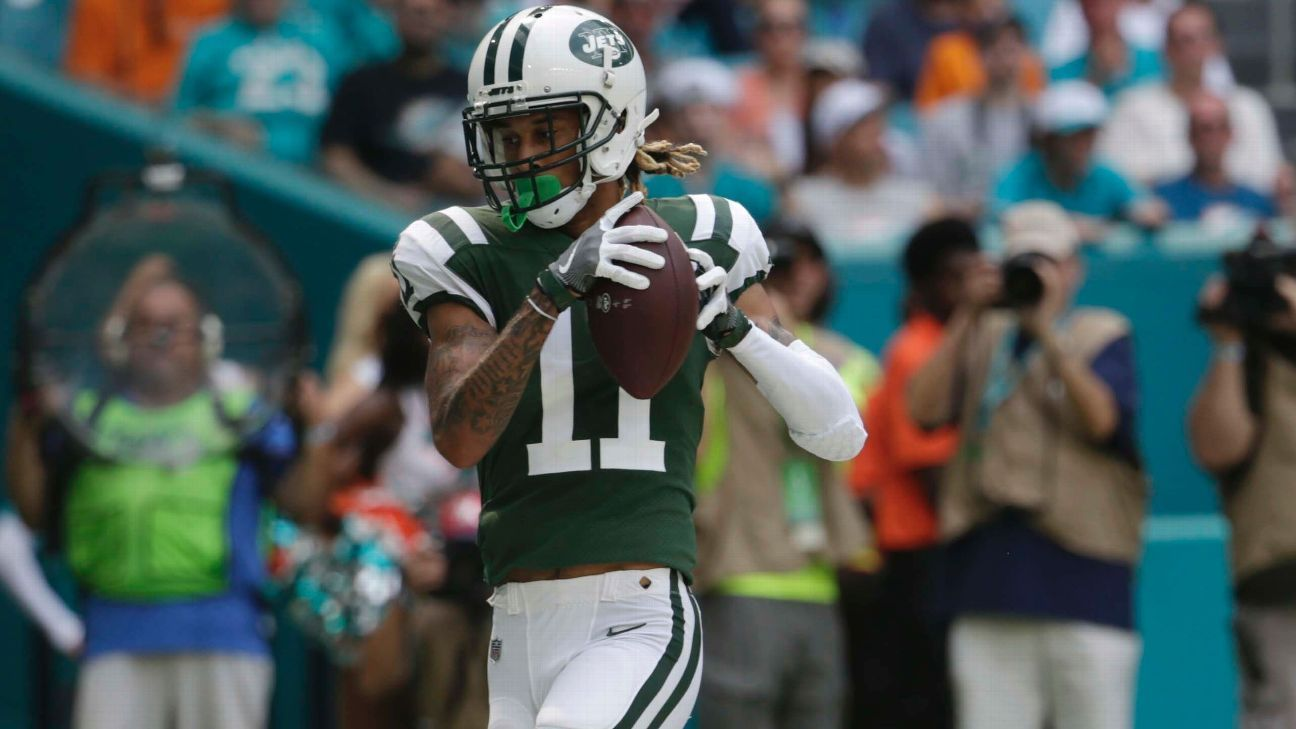 Fantasy alert: How Jets' Robby Anderson will be affected by QB change - NFL Nation- ESPN