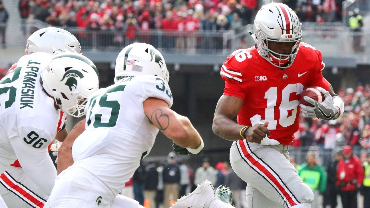 Buckeyes' bounce-back creates interesting questions, starting with: 'What if?'