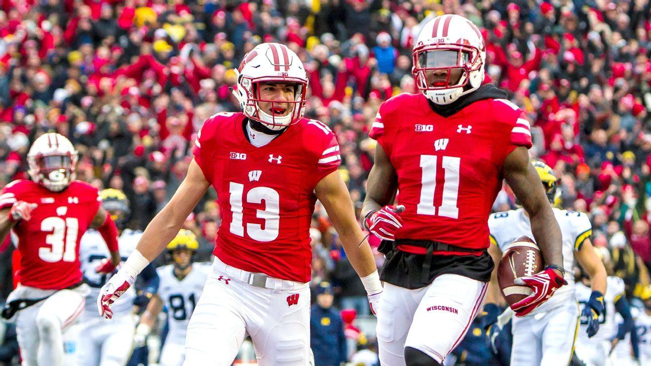 Third-quarter surge carries Wisconsin past Michigan, stiffest test to date