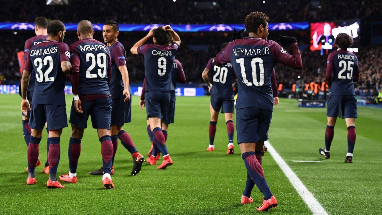 Paris Saint Germain Vs Celtic