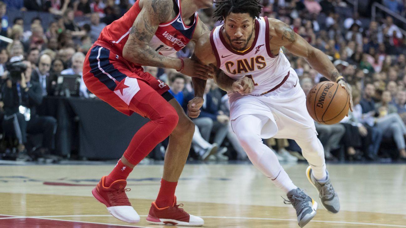 NBA: If Derrick Rose retired, he'd walk away from ...
