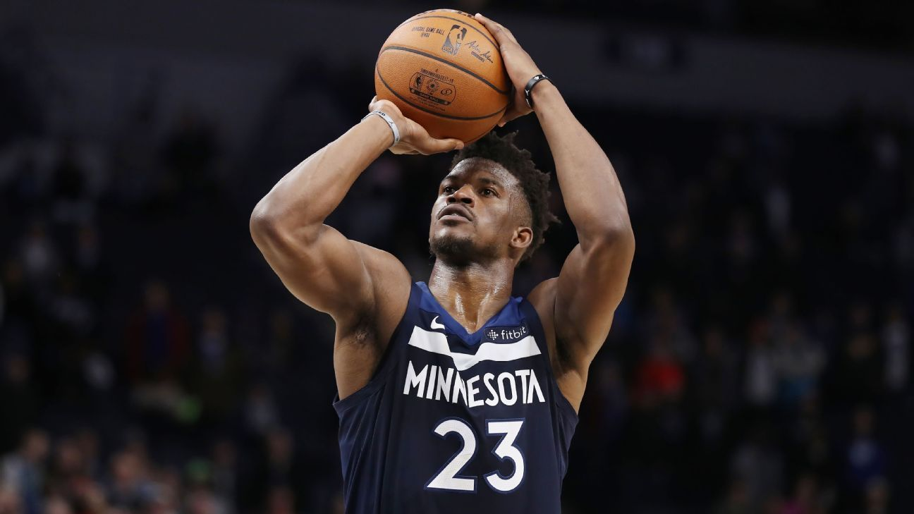 Jimmy Butler 'glad' Minnesota Timberwolves lost, says team needed to be humble
