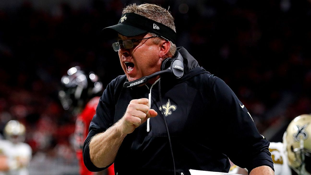 Sean Payton confirmed he smashed a fire alarm inside the New Orleans Saints' locker room before Sunday's victory at Cincinnati's Paul Brown Stadium, saying