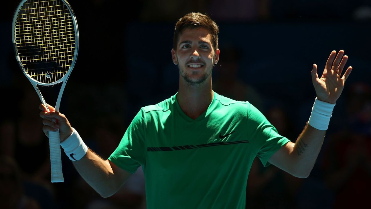 It's my time, says rejuvenated Thanasi Kokkinakis after win over top five player