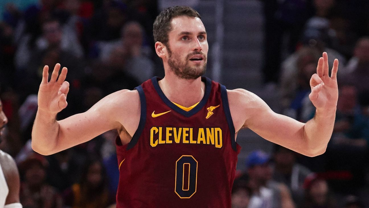 Kevin Love of Cleveland Cavaliers -- 'I'll fit in when I ...