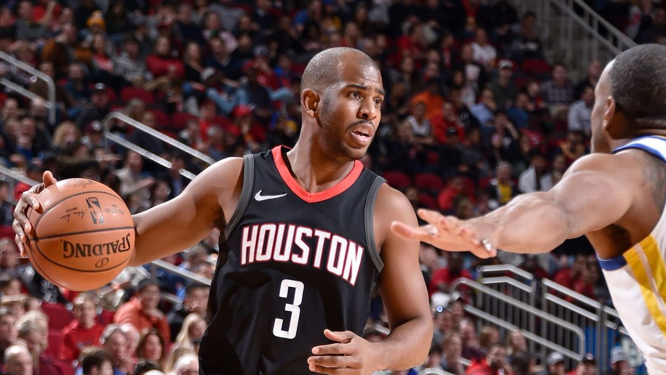 Rockets extend NBA mark for most consecutive games with 10-plus 3s