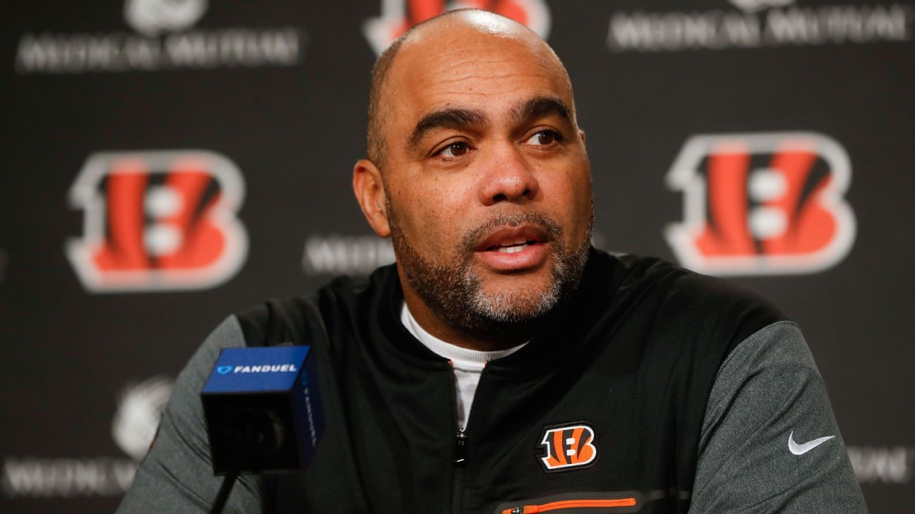 The Bengals have fired defensive coordinator Teryl Austin, a source told ESPN's Josina Anderson, hours after they allowed 51 points in a loss to the Saints.