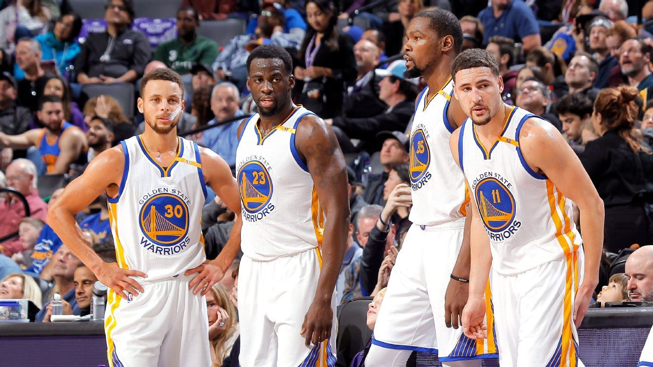 Image for Draymond Green says Warriors should get four All-Stars again - Golden State Warriors Blog- ESPN