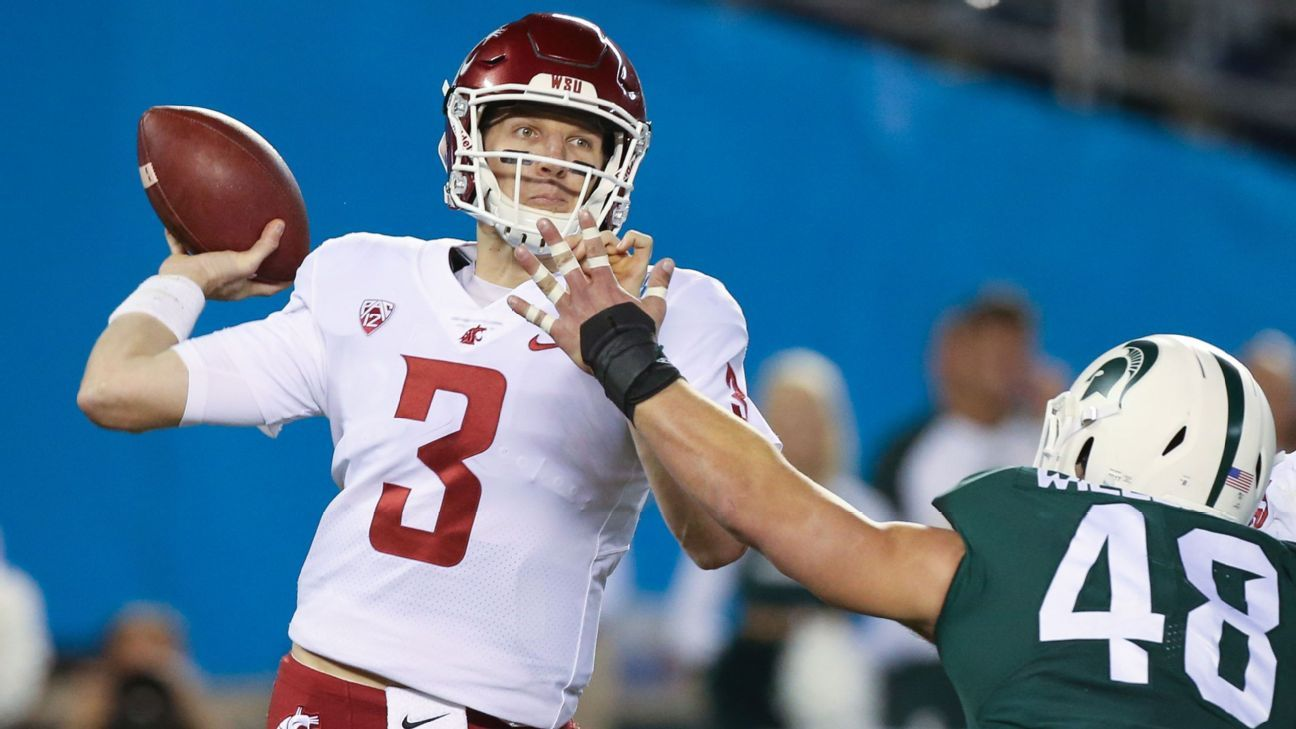 Washington State QB Tyler Hilinski found dead in apparent suicide, police say