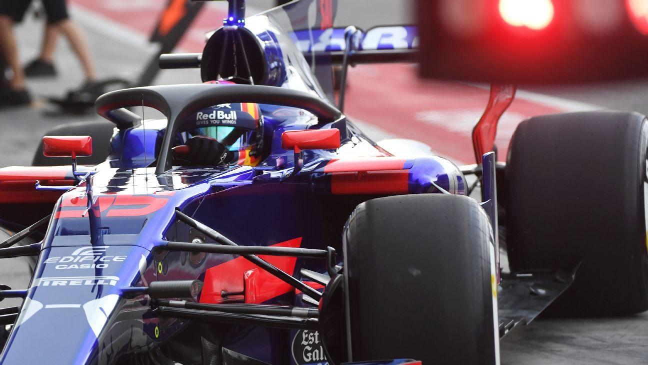2018 halo designs look 39 a little more f1 39 says toro rosso technical chief. Black Bedroom Furniture Sets. Home Design Ideas