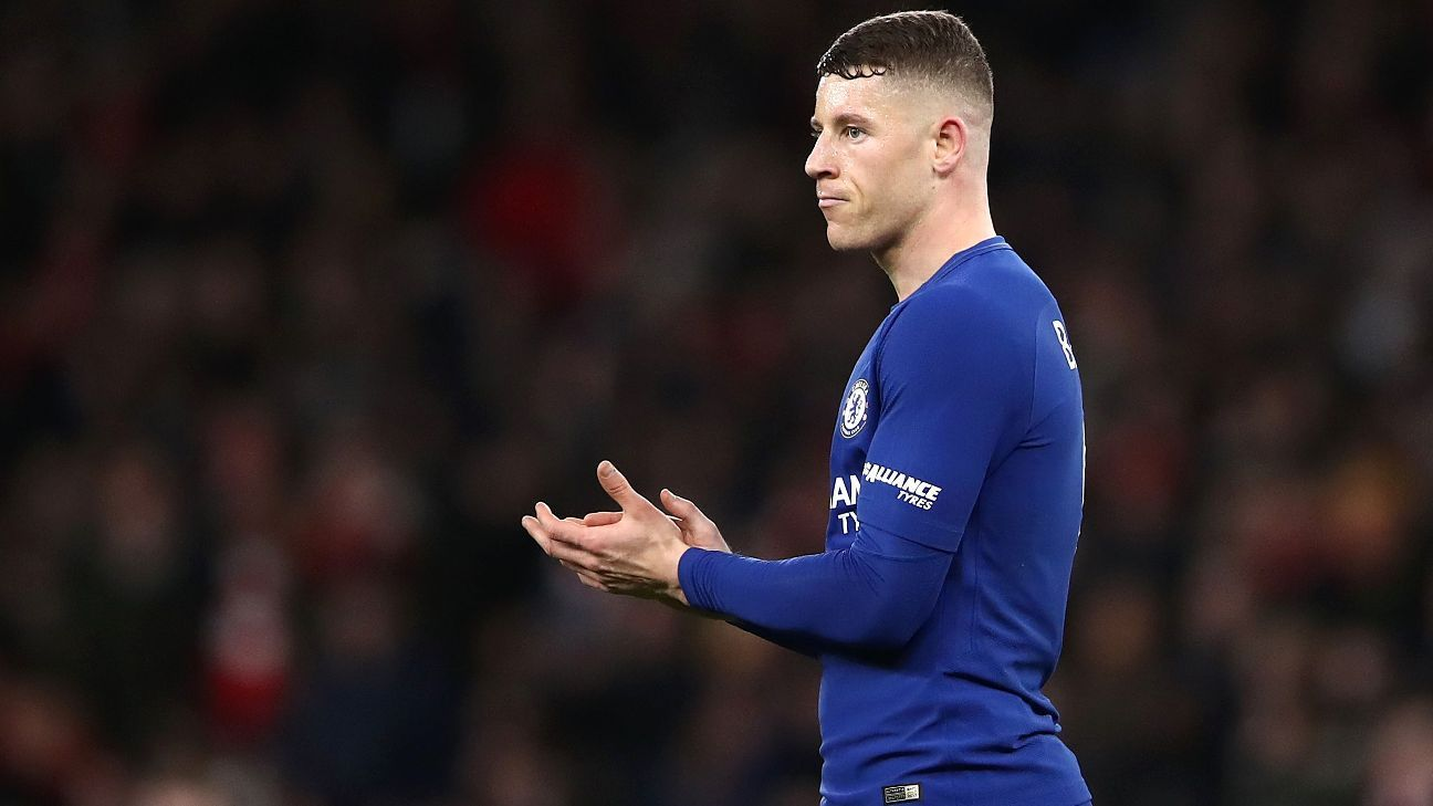 Ross Barkley Set To Start In FA Cup As Chelsea Injuries Mount