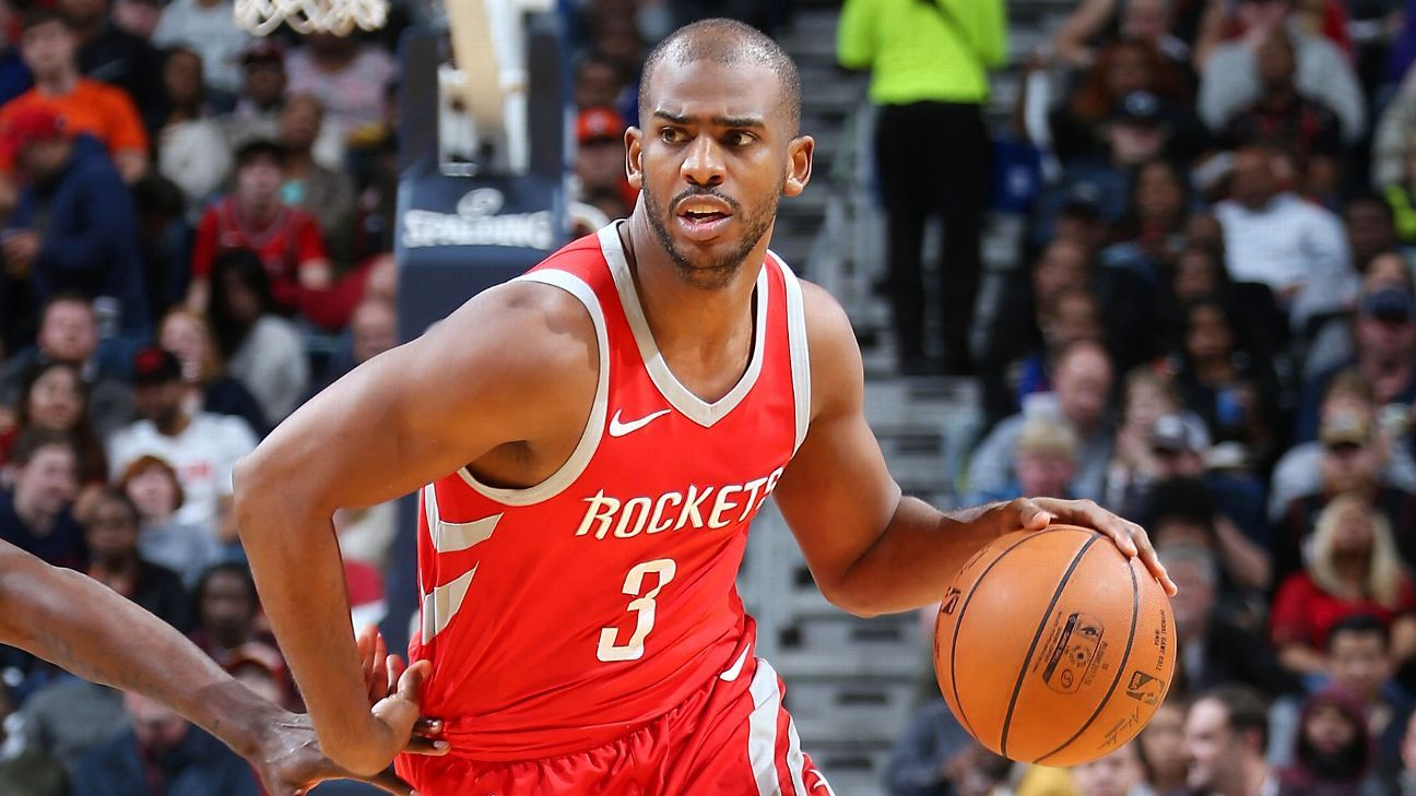 Chris Paul of Houston Rockets says he'll pay Gerald Green's fine for shove, ejection