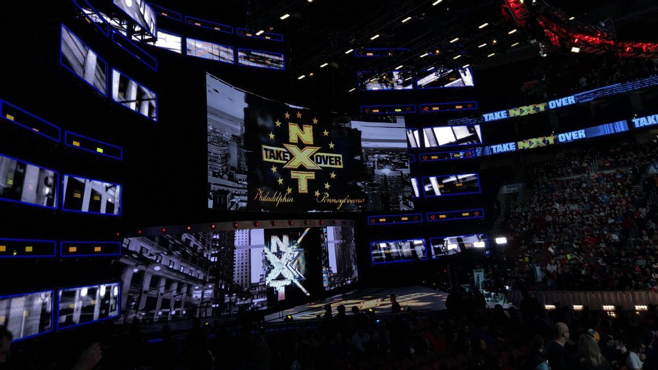 WWE NXT Takeover Philadelphia recaps and ratings - Andrade Cien Almas, Johnny Gargano ...