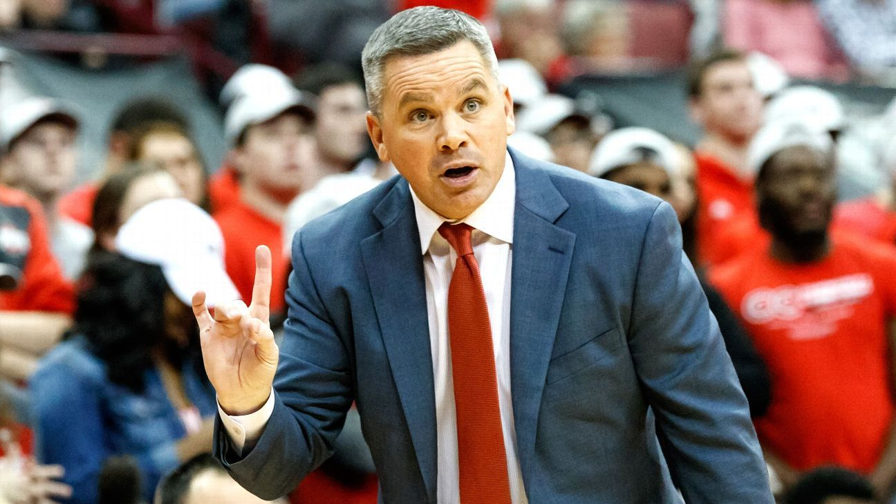 Ohio State Buckeyes Chris Holtmann delivering in first season