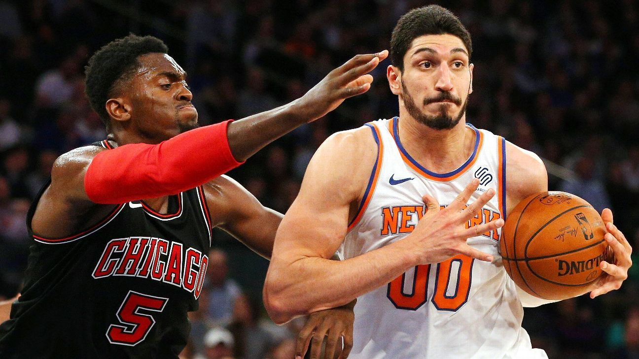 new york knicks u0026 39  enes kanter won u0026 39 t sacrifice winning for