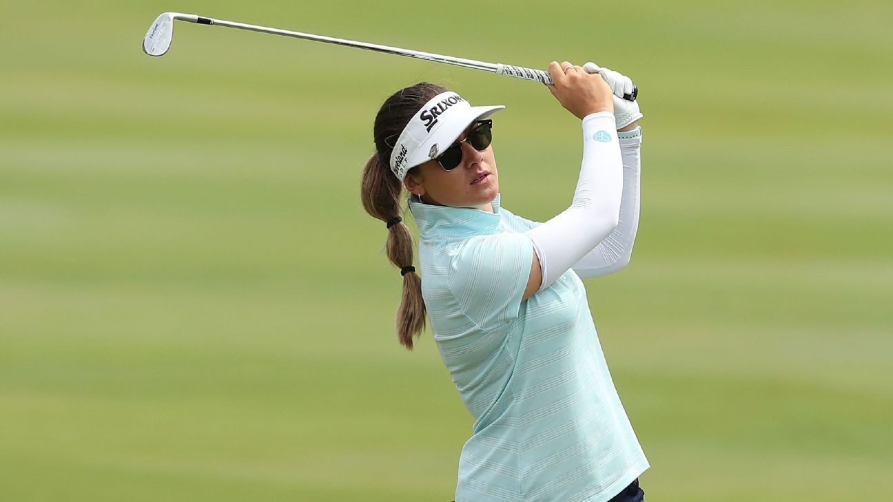 Hannah Green chases Korea's Jin YoungKo at Aust Open golf