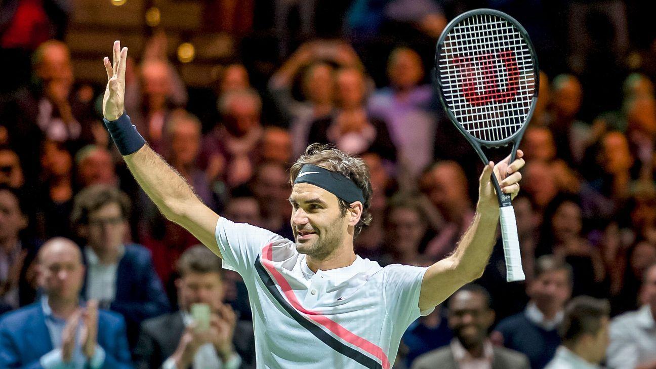 Roger Federer, Grigor Dimitrov reach final of ABN AMRO in Rotterdam