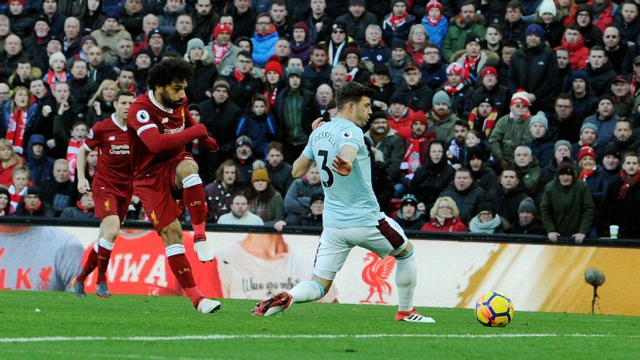 موعد مباراة ليفربول القادمة ضد ويست هام في منافسات الأسبوع الأول من الدوري الإنجليزي الممتاز