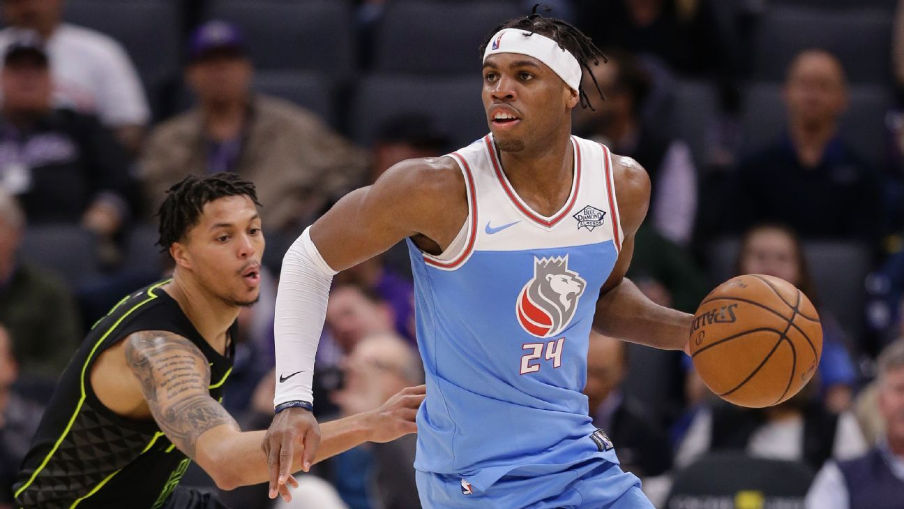 Fantasy basketball -- Buddy Hield among key waiver-wire ...