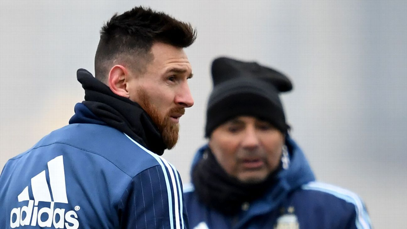 Lionel Messi can win 2022 World Cup but Argentina need a process - Jorge Sampaoli