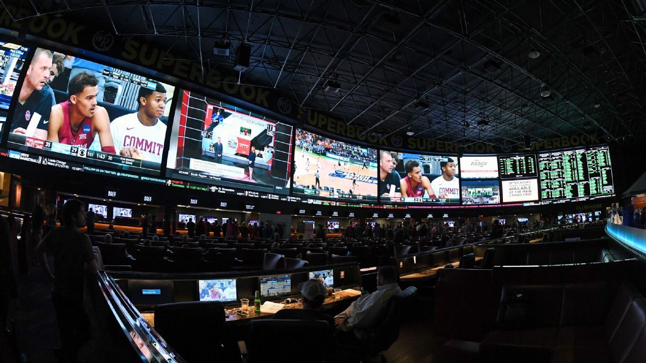 First Mississippi sports betting starts Wednesday