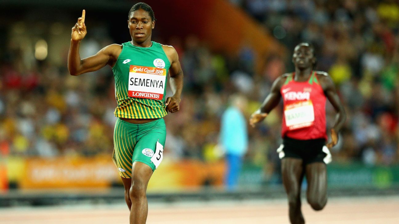 IAAF rules could force Semenya to lower testosterone