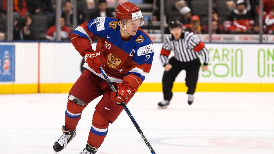 KHL: Checking In On Estimated NHL Arrivals For Top KHL Prospects, Including Kirill Kaprizov