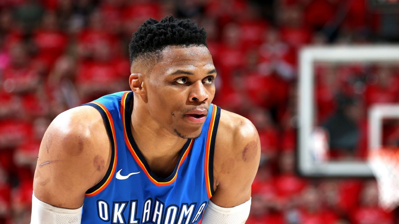 Rehabbing Westbrook out for Thunder opener