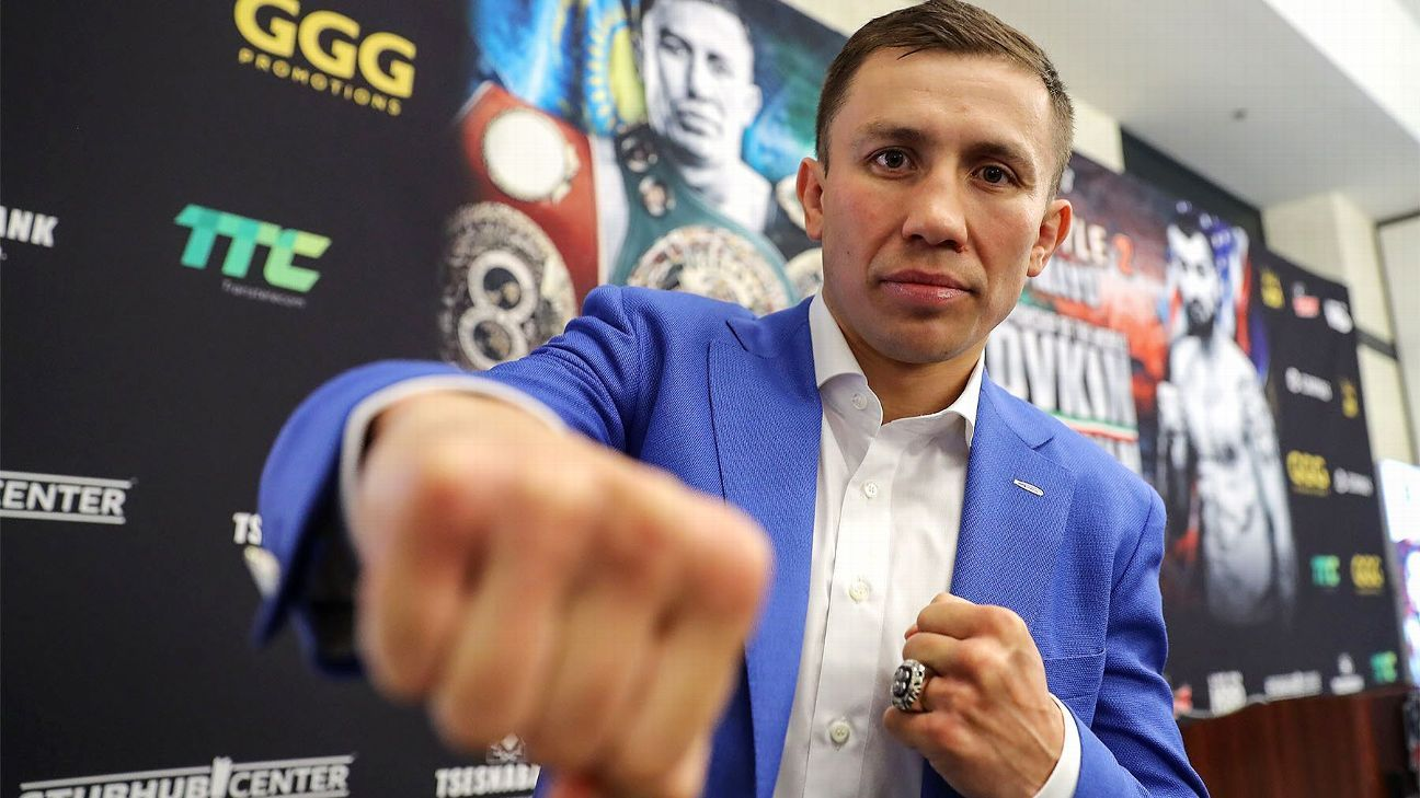GGG poised for new deal with broadcast partner