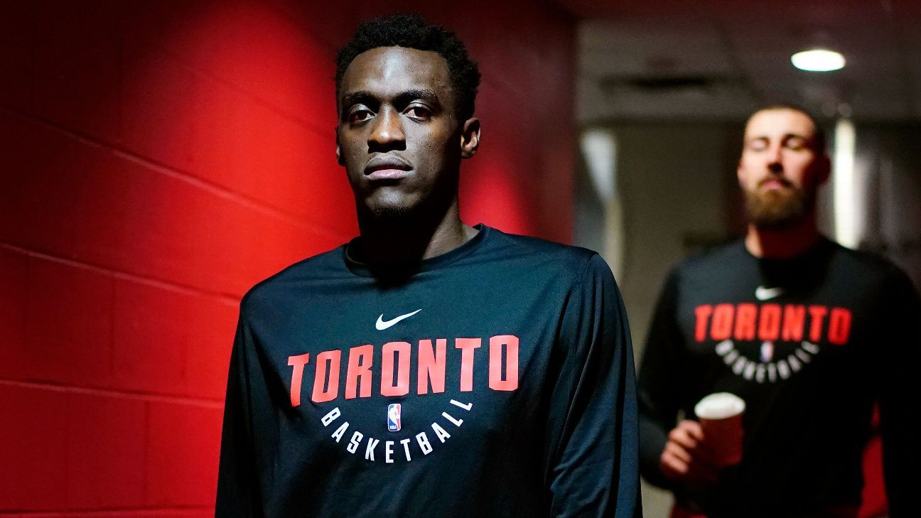 Pascal Siakam: 'The NBA is a business and we have to move on'