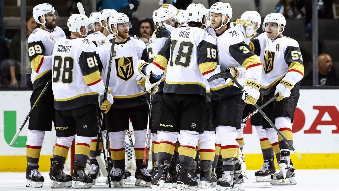 2018 Stanley Cup Playoffs - Vegas Golden Knights reach the ...