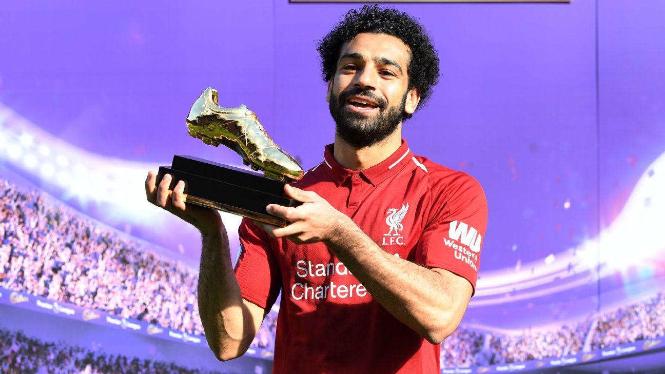 Salah's boots enter British Museum