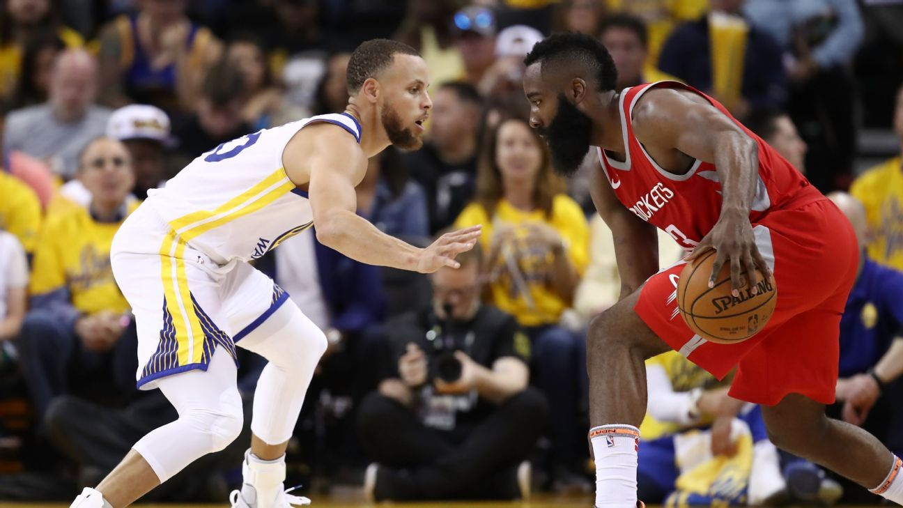 Golden State Warriors obliterate Houston Rockets due to Stephen Curry and defense