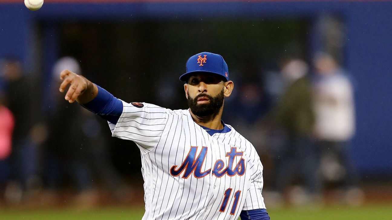 reputable site 12c89 3093a New York Mets sign Jose Bautista – NewsBeezer