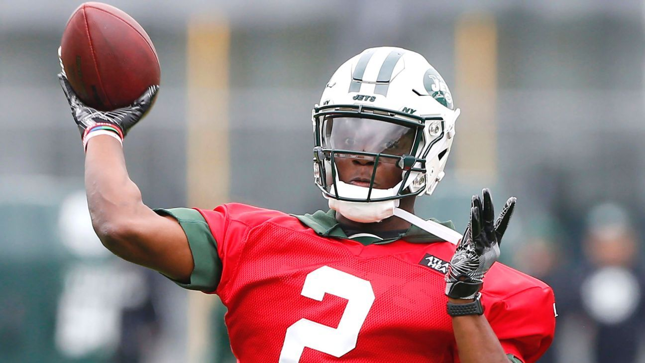 Teddy Bridgewater's promising start could alter Jets' QB dynamic