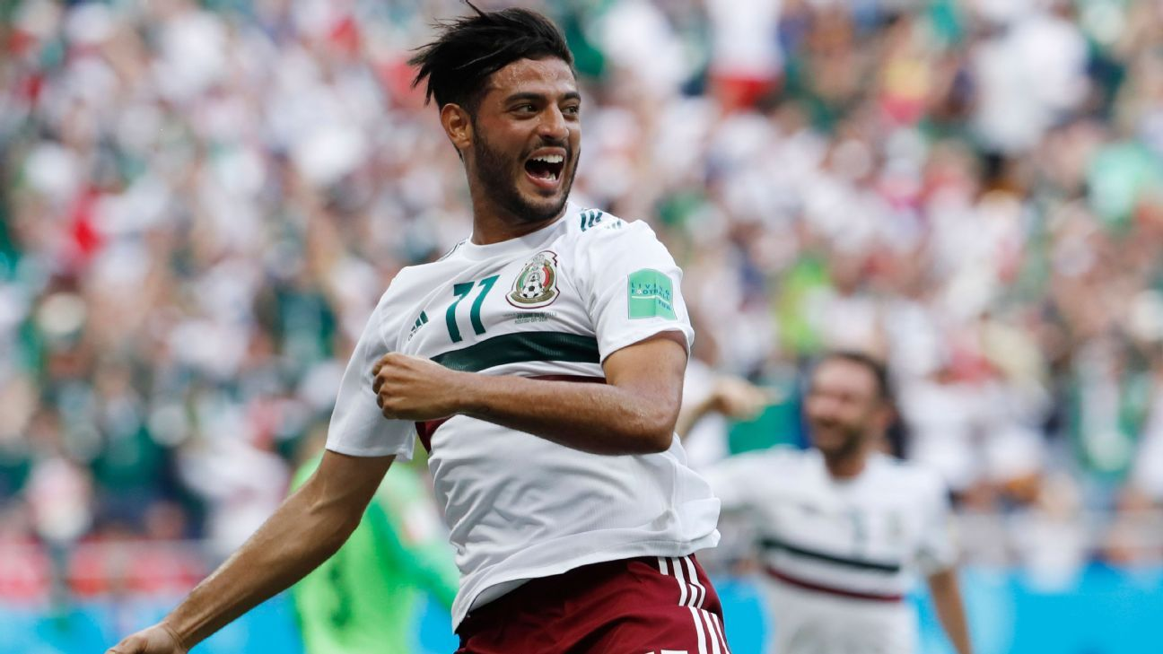 Mexico Continues Strong Play With Convincing Win Over South Korea