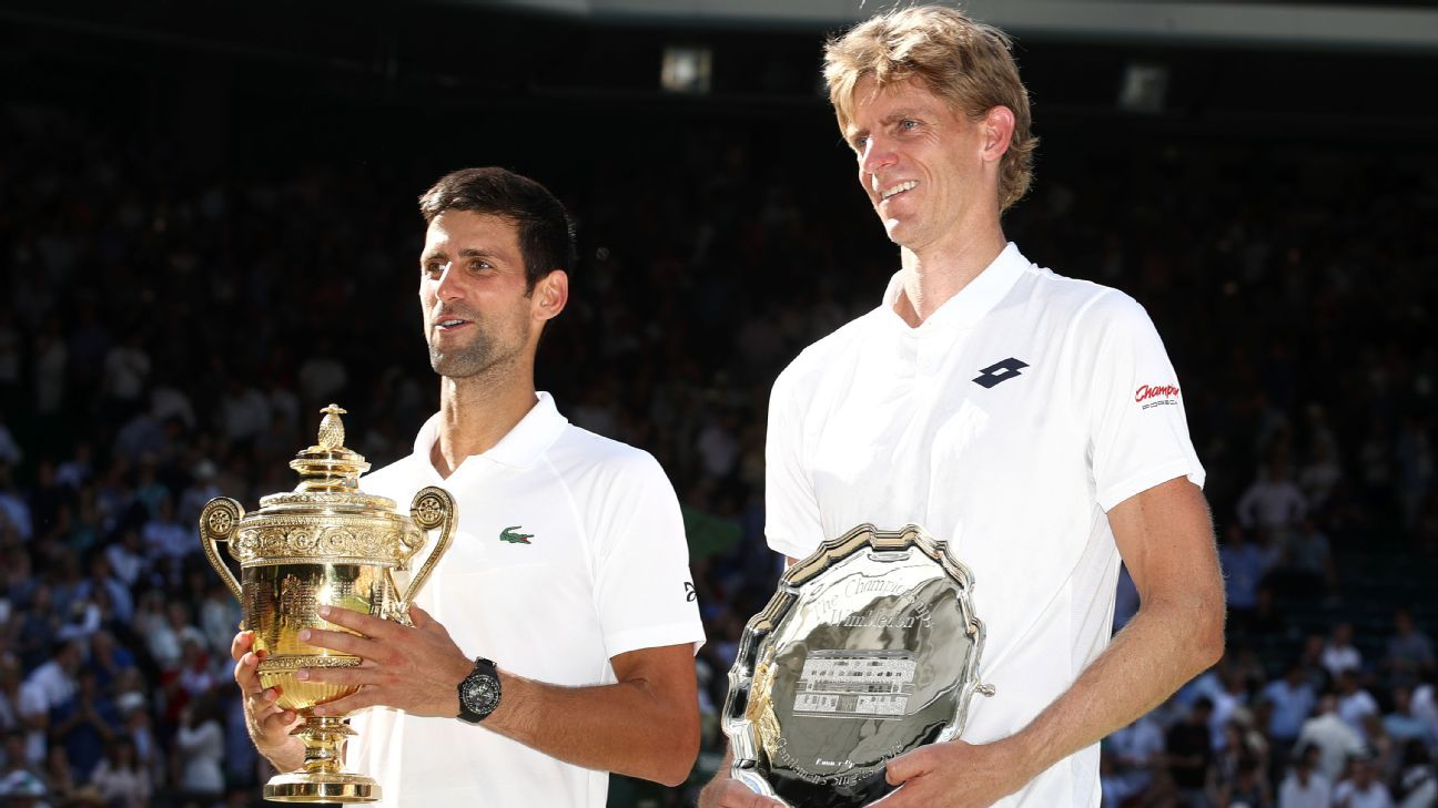 ICYMI at Wimbledon - Novak Djokovic's son steals the show on men's final day