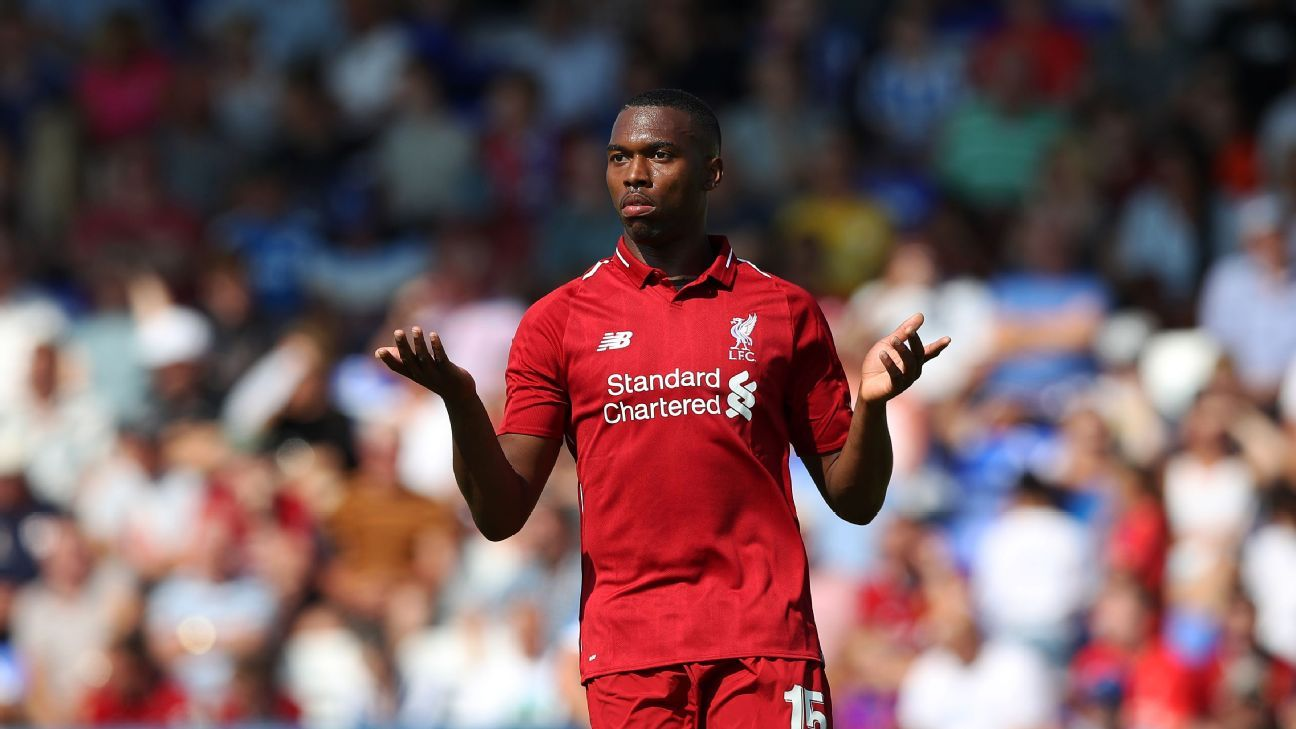 Lack of depth means Sturridge must stay