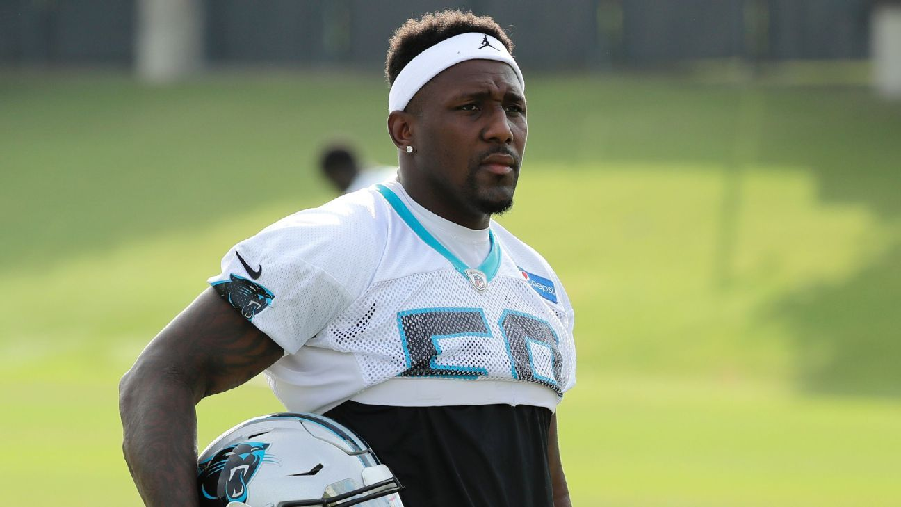 Panthers LB Thomas Davis would like to see the NFL take a player's character into consideration when issuing penalties such as the four-game suspension he'll serve to start this season.