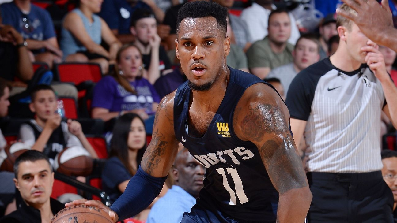 Denver Nuggets sign guard Monte Morris to multiyear deal