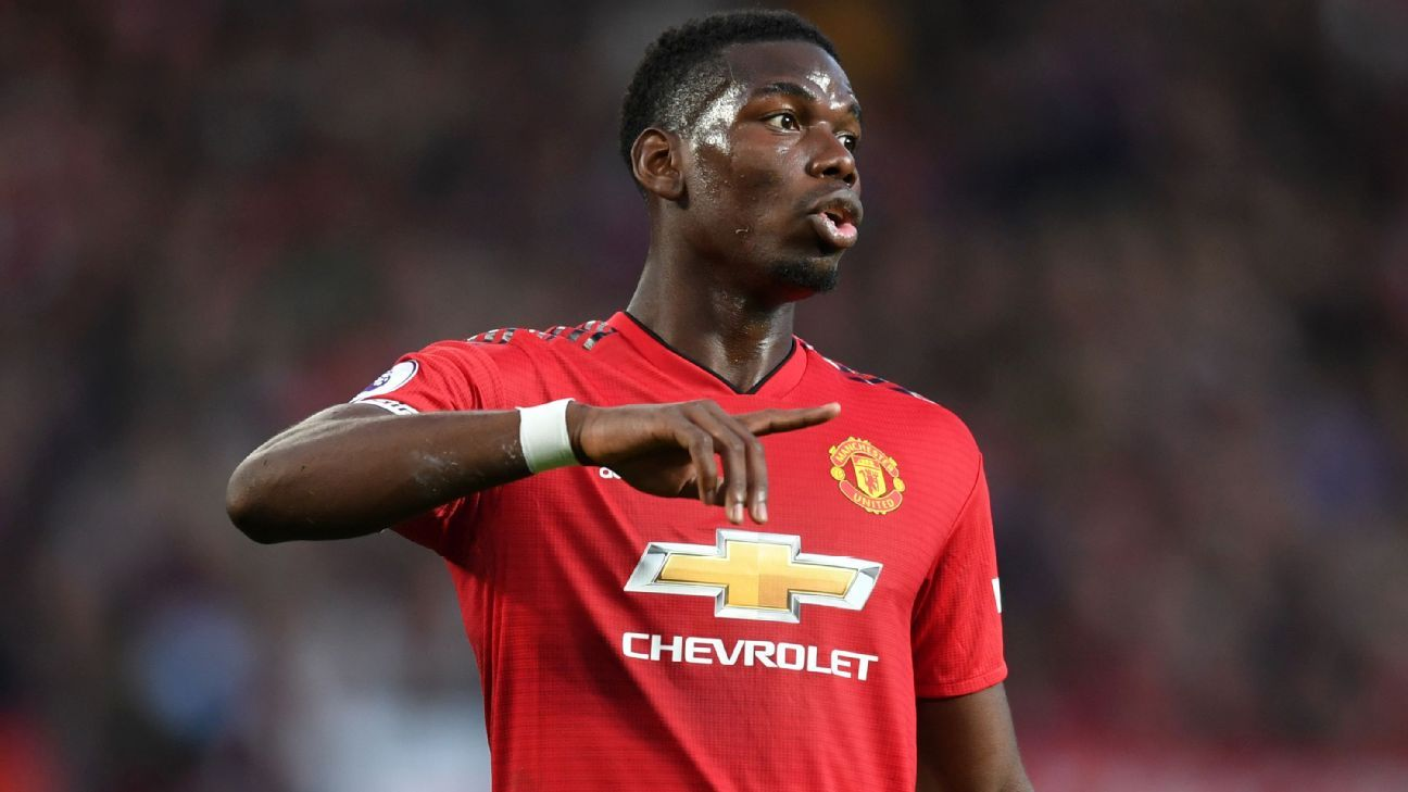Pogba: 'I can't say what I want or I will be fined'