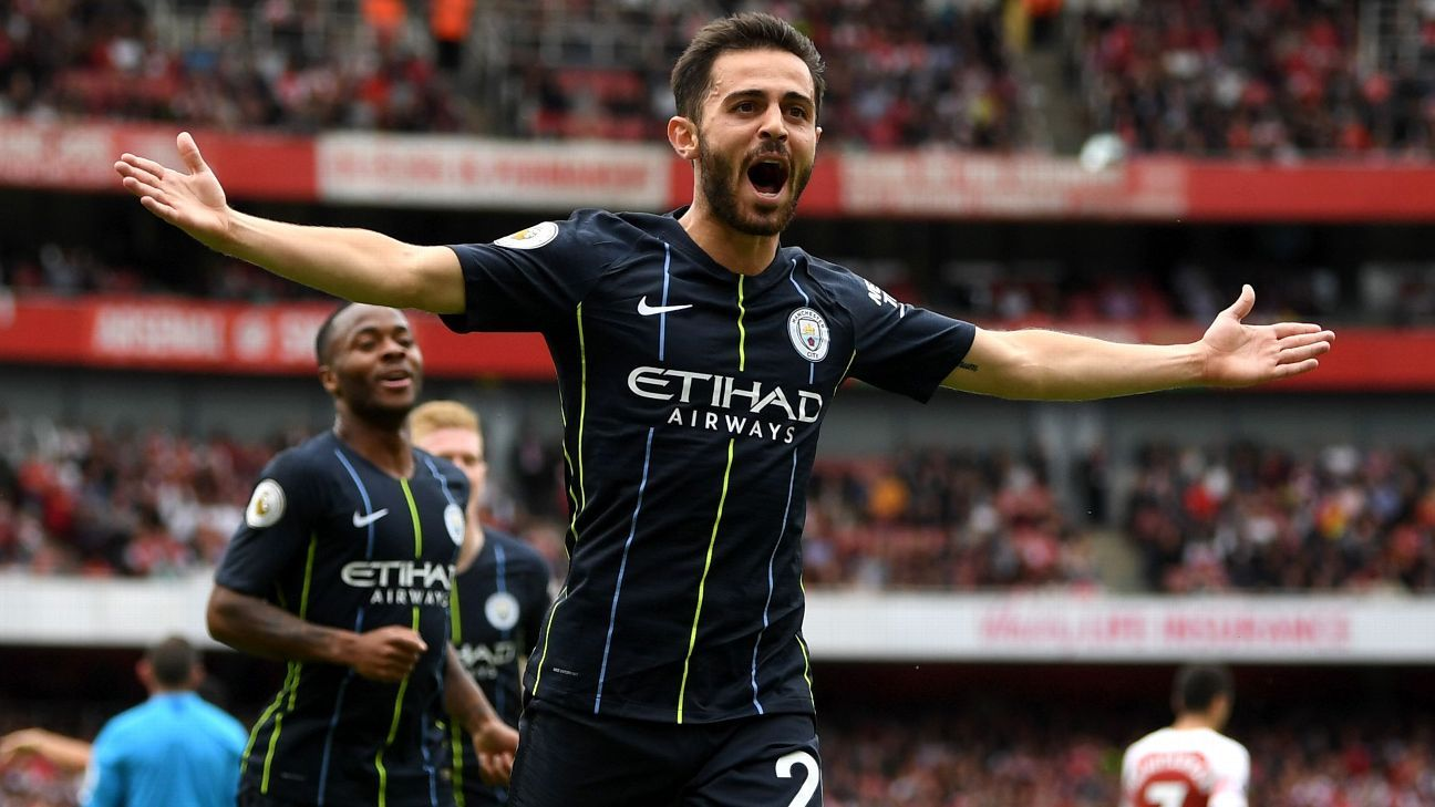 Prem: City ease by Arsenal; Mane brace in rout