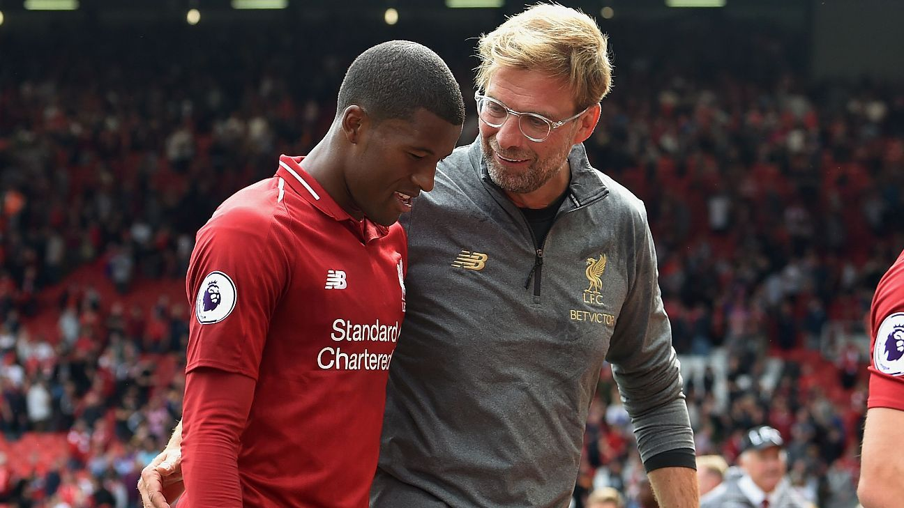 Wijnaldum laughed at Turkey move rumours