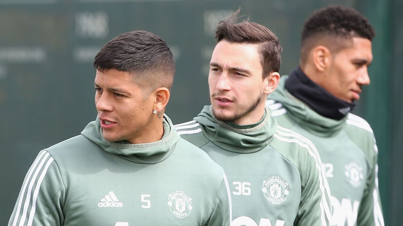 Darmian, Rojo to decide own futures - sources