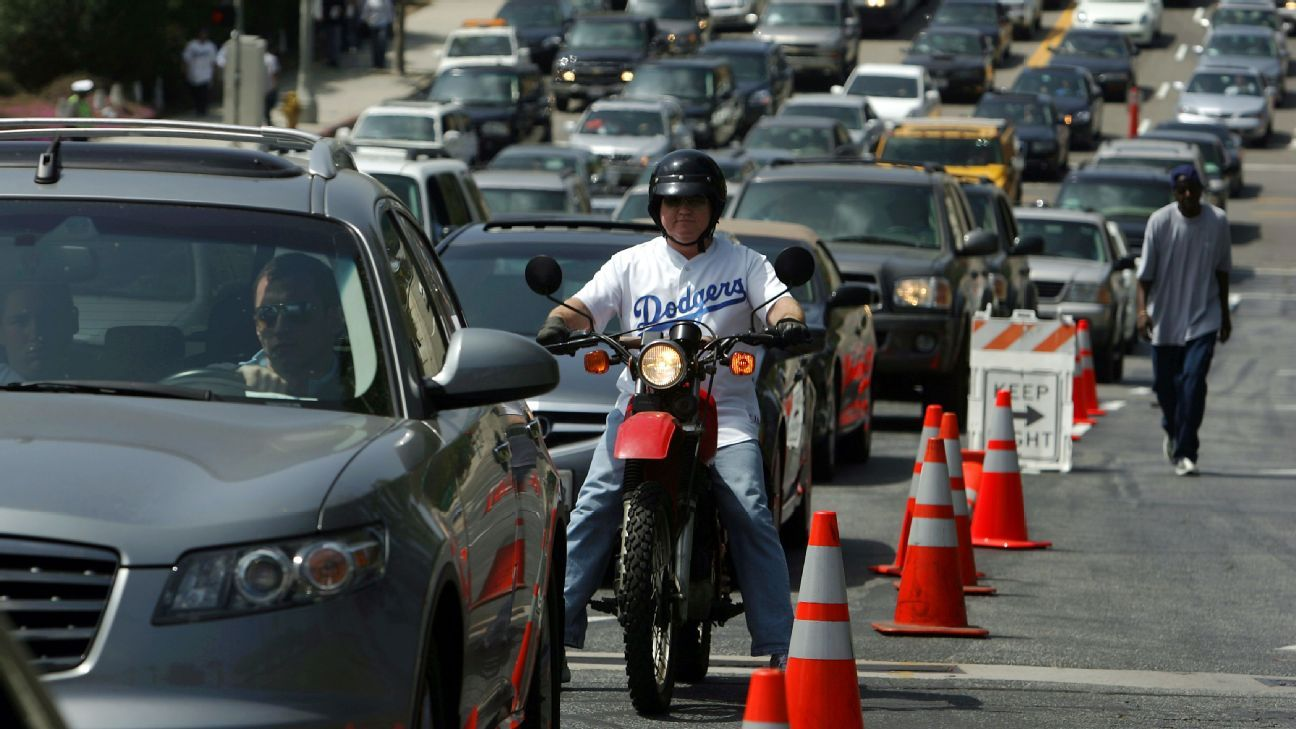 Musk tunnel to help Dodgers solve traffic issue